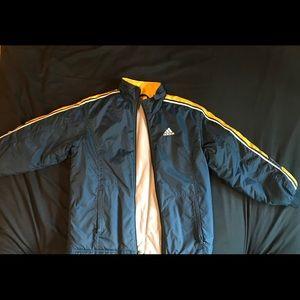 Retro adidas coat (2002)